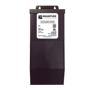 MAGNITUDE DIMMABLE MAGNETIC LED DRIVER - M100L12DC-AR