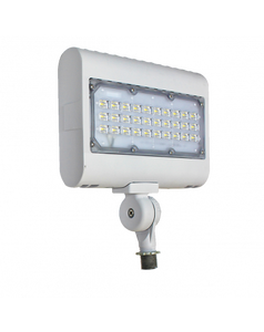 Westgate LED Floodlight with Knuckle - LF3-WH-50CW-KN