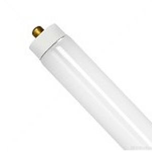 8 ft. DAYLIGHT HO T8 LED Tube 6500K Frosted R17D(HO) base