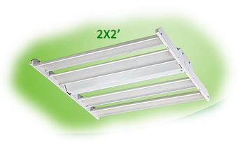CLARK 2X2 LED LINEAR HIGH BAY LUMILEDS - HBL22D160W27V50KH