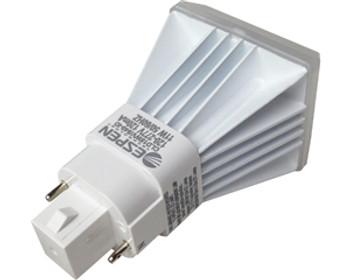 ESPEN VERTICAL COMPACT LED REROFIT BULB PROVISION LAMP - CLD18WV/835-ID