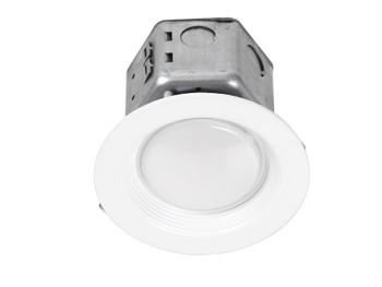 Clark 4-inch LED J-Box Downlight - D404-N-KT 4000K