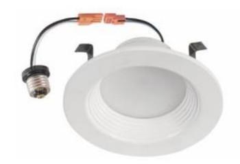 """CLARK D634-90-5000 4"""" LED DOWNLIGHT 5000K"""