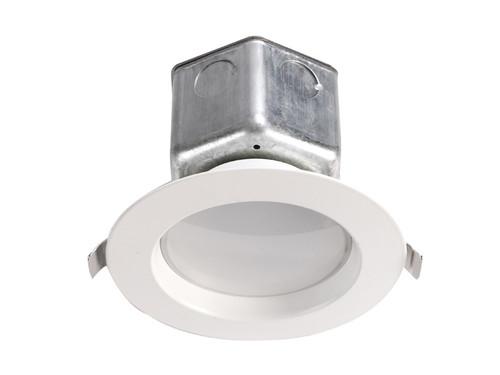 Clark 4-inch LED J-Box Down Light - D304-N-90-5000K
