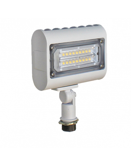 Westgate LED Floodlight with Knuckle - LF3-WH-15WW-KN
