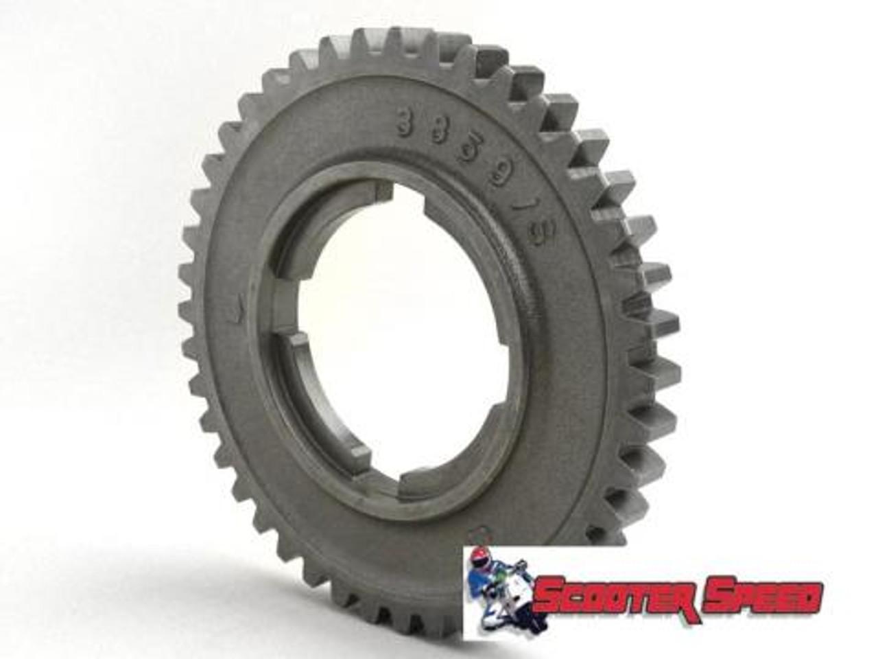 Vespa Gear 2nd 42T  Piaggio PE/PX/Rally (C40-15280500)