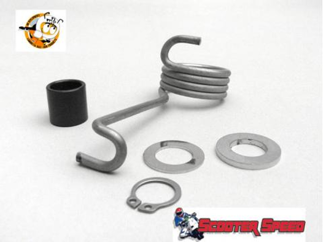 Lambretta Brake Pedal Return Spring Kit MRB (L6-21-MRB0033)