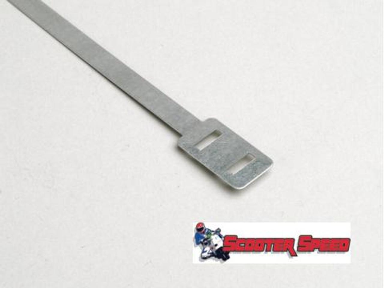 Lambretta Frame Alloy Cable Strap Casa (E73-8006545)