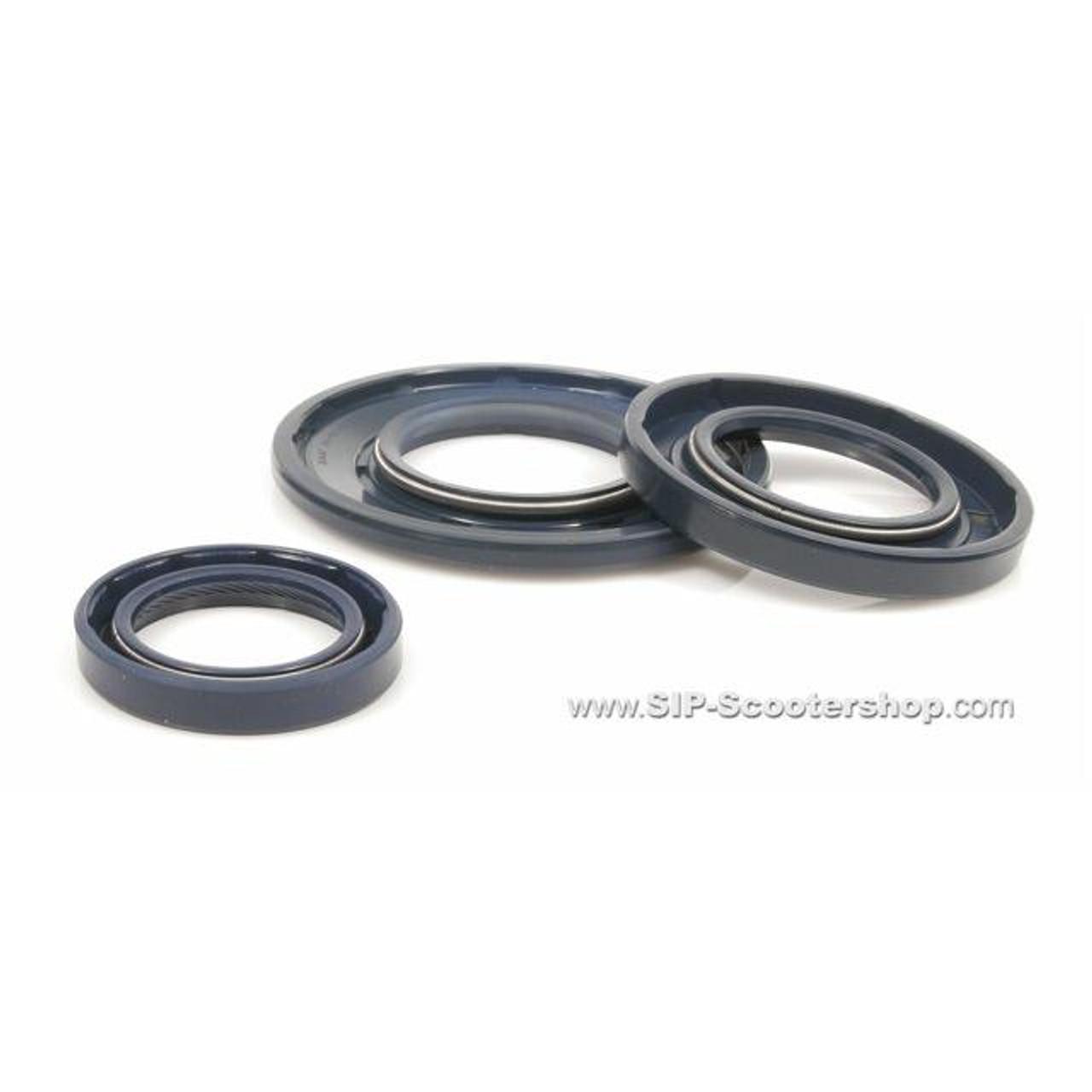 Vespa Engine Oil Seal Set Corteco SIP Rally/PE/Super (V12F-91070200)