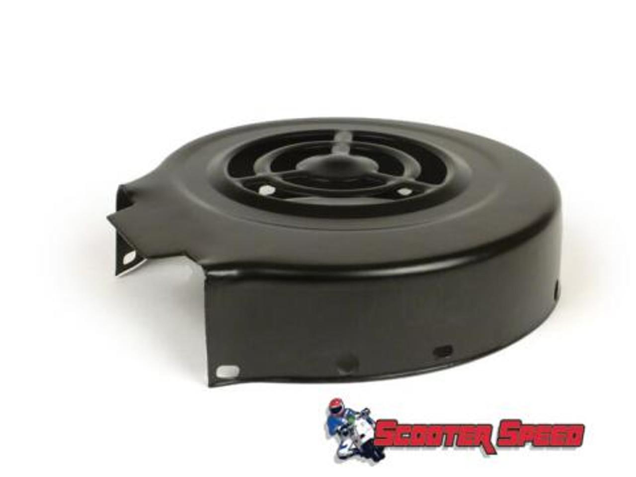 Lambretta Flywheel Cover AF Long Fin Flywheel- Series 3 (DW-8005050GP)