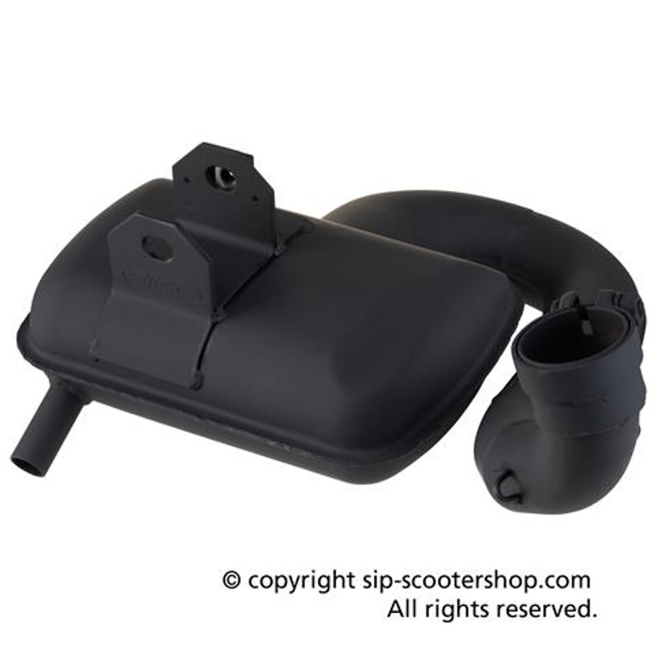 Vespa SIP ROAD 3.0 Performance Exhaust - 200cc (DW-24165900)