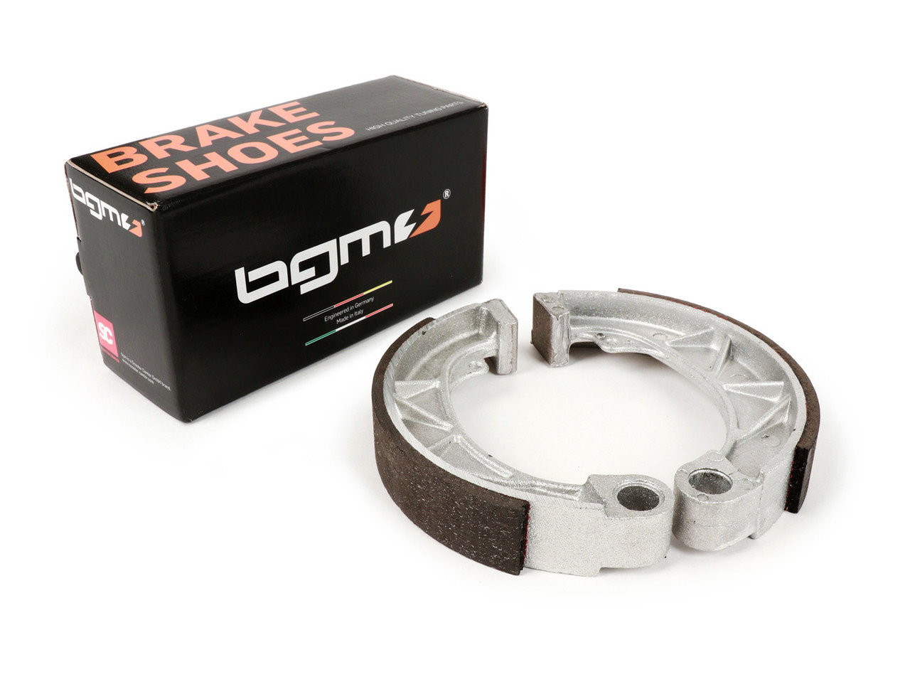 Lambretta Brake Shoe Performance BGM Pro LI/SX/TV (BW-BGM5330)
