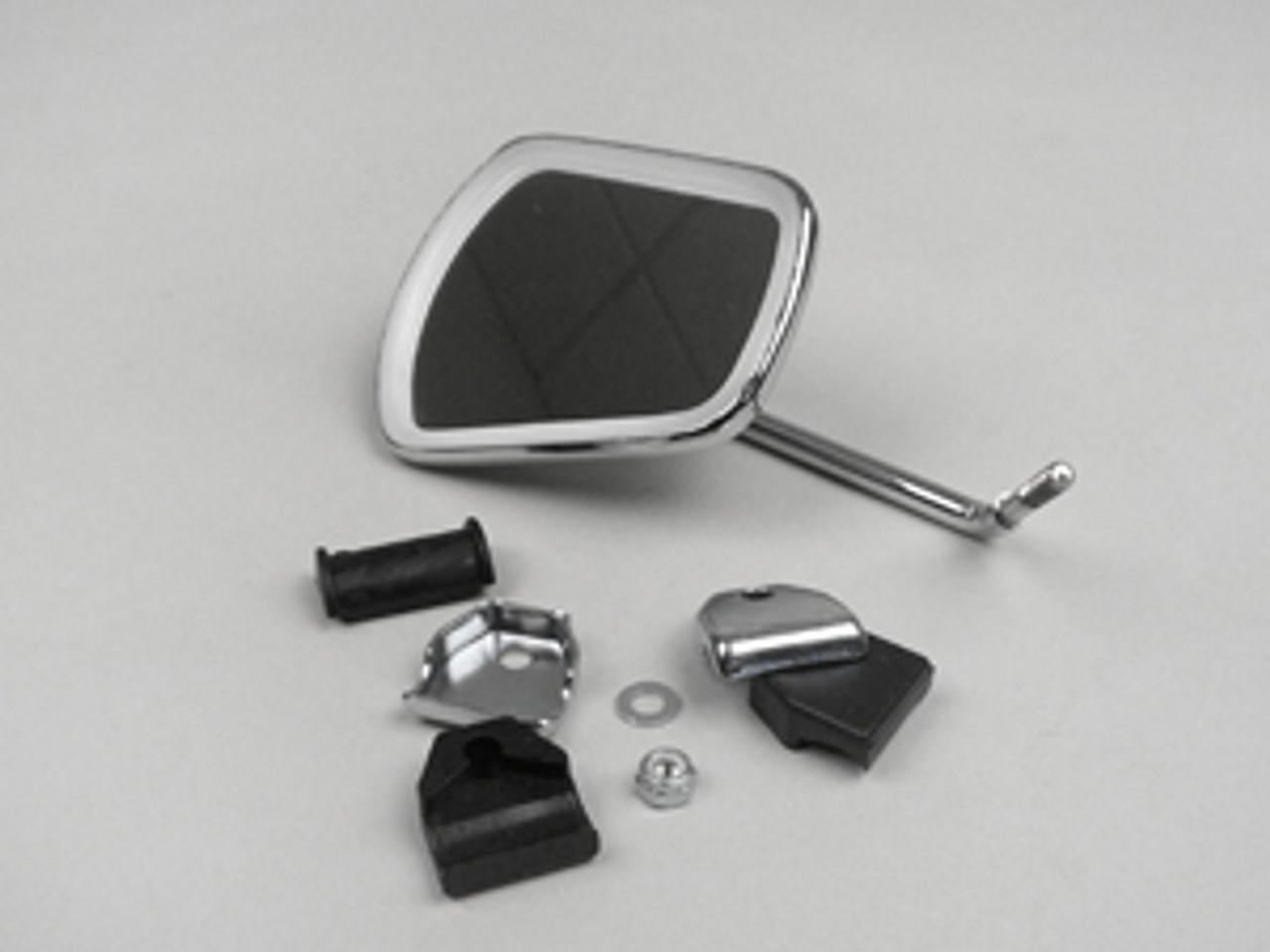 Universal Cuppini Legshield Mirror -Trap Left/Right (G117-61000000)