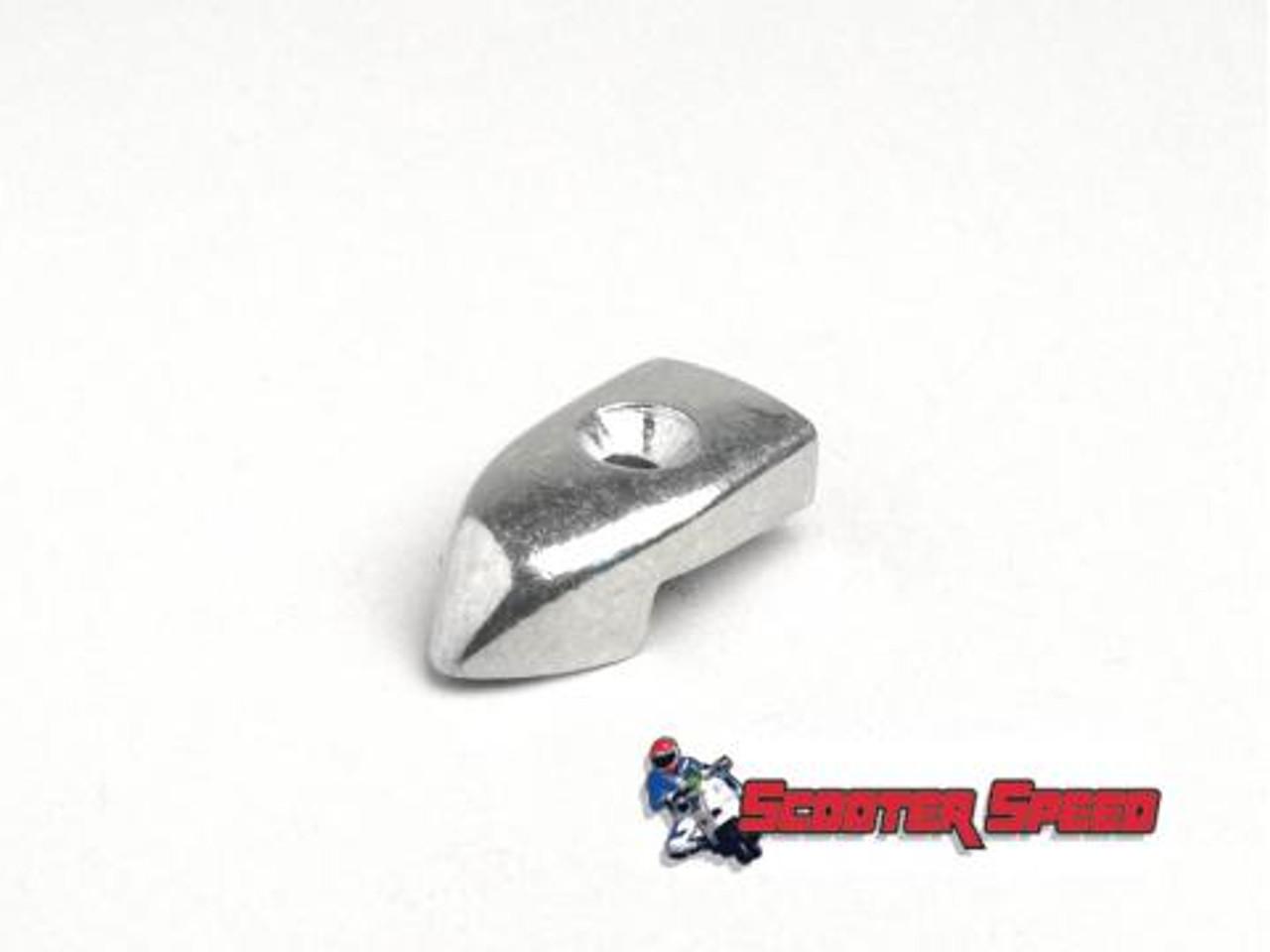 Lambretta Floorboard Runner Endcap Inner Casa - Series 3 (L8G-8013600)