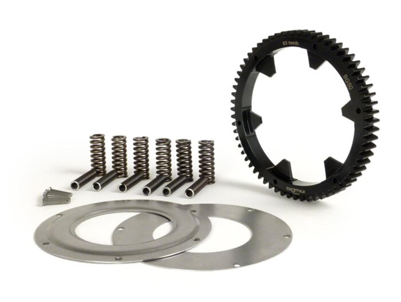 Vespa Primary Drive Gear Kit 63T Straight BGM PRO - PX/Rally (C39-BGM6263GKT)