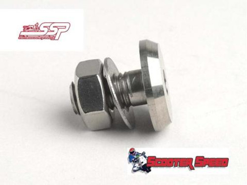 Lambretta Fuel Lever Pass/Grommet Stainless SSP (L3A-8900007)