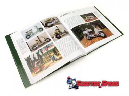 Lambretta Vittorio Innocenti Lambretta History Book (E0-95558200)