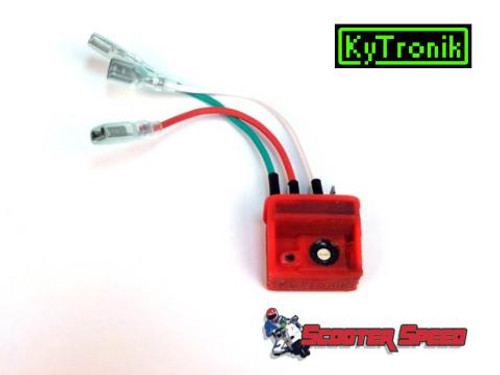Kytronik CDI Smart Booster MK4 Vespa/Lambretta (8018-50003100)