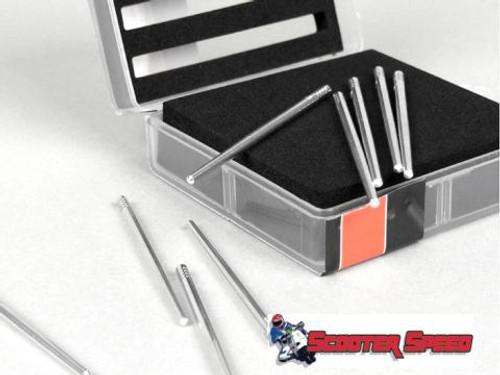 """Dellorto BGM Pro PHBH """"X"""" Needle Set (JT3-7671253)"""