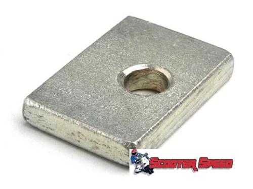 Lambretta Center Stand Reinforcement Plate MRB (L0-66-8007322)