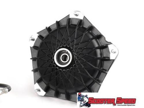 Vespa GRIMECA Disc Brake Kit - 20mm Black (SO-30017000)