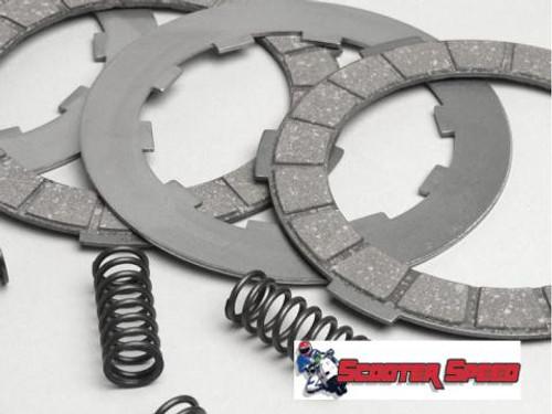 Lambretta Clutch Kit 4 Plate/Spring Surflex  (G104-8003151)