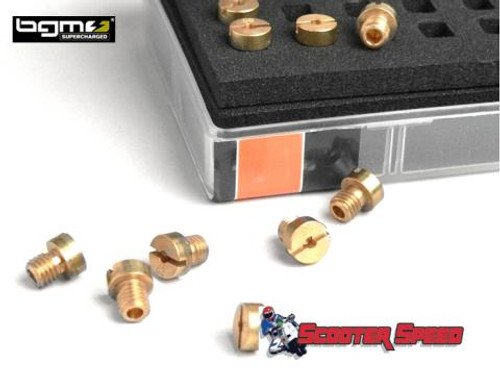 Dellorto BGM Pro 5mm Jet Set 125-145 (JT1-7671261)