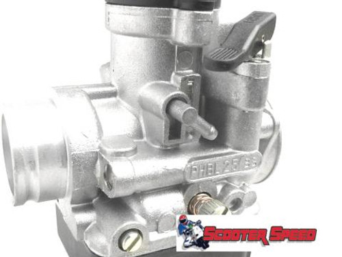 Carburetor Performance 25mm PHBL BS Dellorto (DW-41000000)