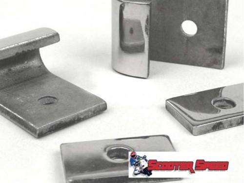 Lambretta Center Stand Bracket Set SCK Stainless (L0-64-7670794)