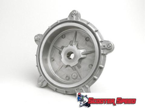 "Vespa Brake Hub Front 10"" Key Type FA ITALIA Rally/Sprint (8020-78744100)"