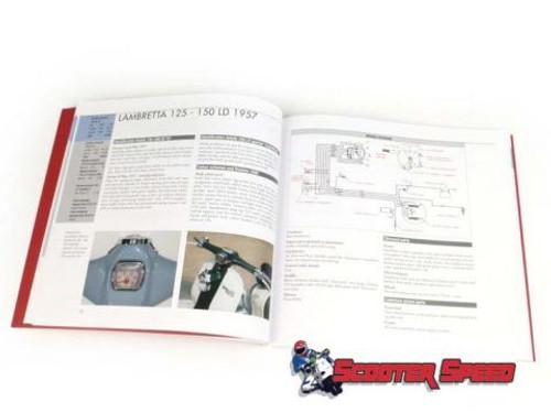 Lambretta Vittorio Innocenti Lambretta Restoration Book (E0-95585400)