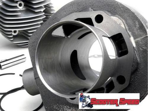 Vespa Cylinder Kit 177cc Polini w/head (SO-14000800)