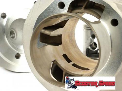 Vespa Cylinder Kit Performance 177cc Alloy 2-Port Pinasco - VBB/Super/Sprint (DW-7676115)