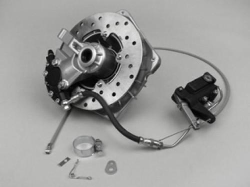Vespa GRIMECA Disc Brake Kit - 20mm Silver (H0-30015000)