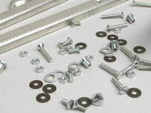 Lambretta Floorboard Alloy Rails Front Casa LI125 1/2 (70-C289B/8413181)