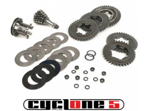 Lambretta Gear Set 5 Speed Cyclone 5 Pro RLC - Series 1-3 (DW-CPX160)