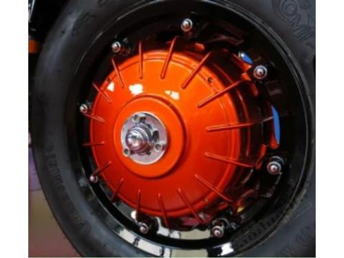 Lambretta Brake Hub Nut Lock Kit Casa Pro (L1I-CPX76E)