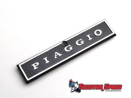 "Vespa Badge Horn Cover ""Piaggio"" Mounting Screw (B22-15727000)"