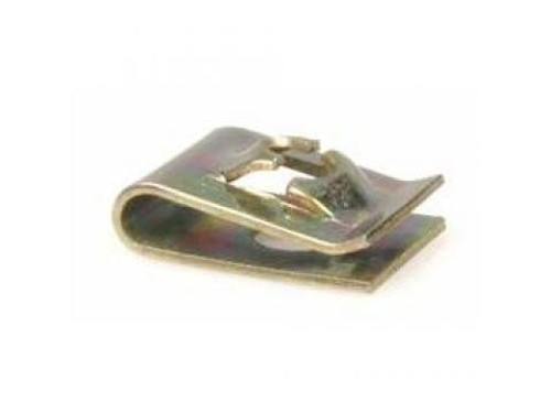 "Vespa Badge Horn Cover ""Piaggio"" Mounting Speed Clip (B22-18058700)"