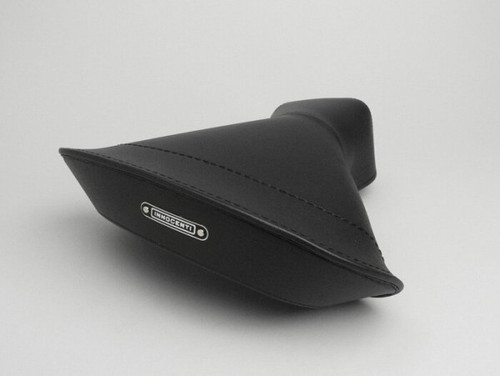 Lambretta Seat Cover Saddle F/R LI125/150 Casa - Black (L0-8040102)