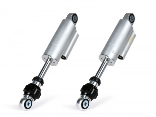 Lambretta Dampers/Shock Absorber Set Front BGM Pro F16 Comp Silver (DW-BGM7709)