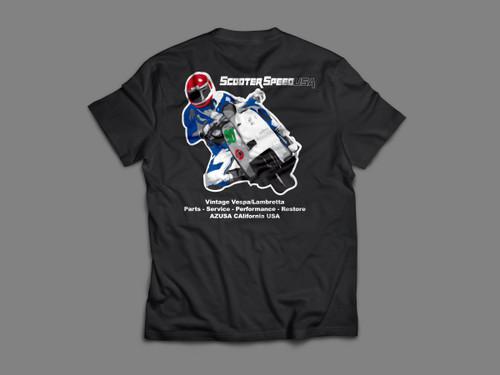 Scooter Speed Shop T-shirt (DC-4448550)