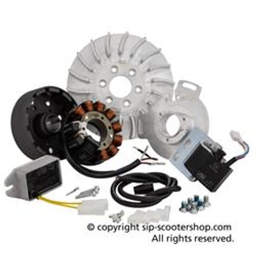 Lambretta Ignition Kit Electronic VAPE AC Road Static - LI/SX/TV (DW-510028RA)