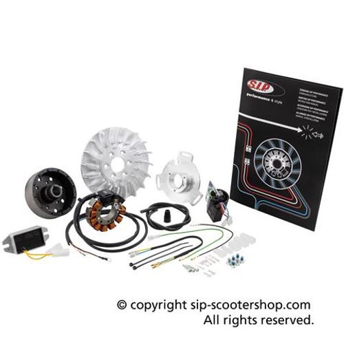 Lambretta Ignition Kit Electronic VAPE AC Sport Variable - LI/SX/TV (DW-510028SA)