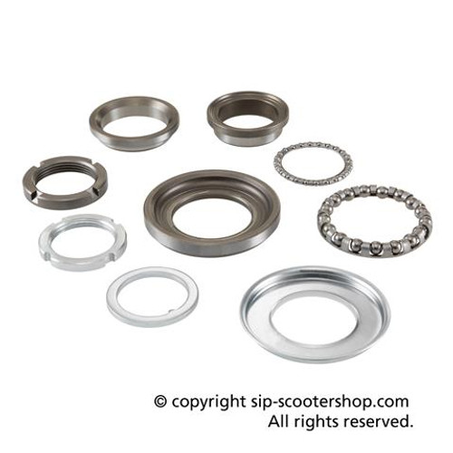 Vespa Steering Bearing/Race Set SIP Premium V90/PX/GS/Rally (A9-90120100)