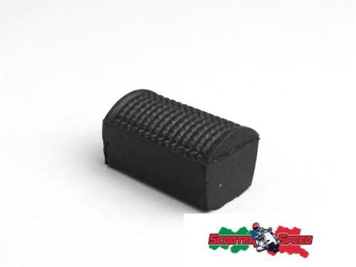 Vespa Brake Pedal Rubber Ariete Black - Super/GS/GL (V4F-93102000)