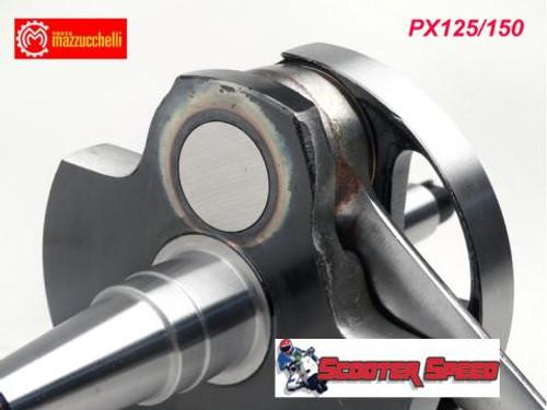 Vespa MAZZUCCHELLI Crankshaft  Standard PX125/150/Stella (DW-45000000)