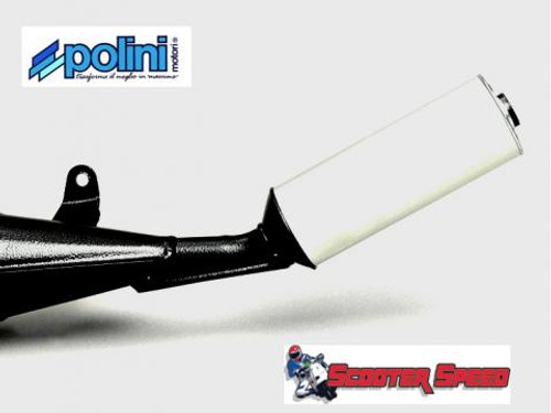 Vespa Performance Exhaust P125/150 Polini (SO-20020190)
