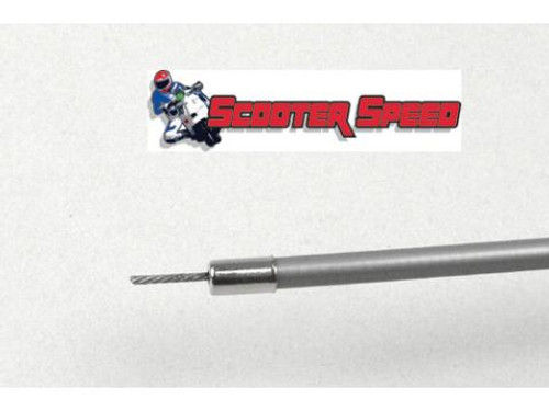 Universal Cable Throttle Long Aftermarket Carbs w/Housing (CB6-62041000)