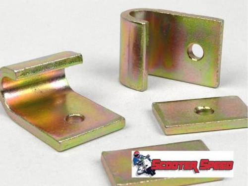 Lambretta Center Stand Bracket Set SCK Zinc (L0-65-7670793)